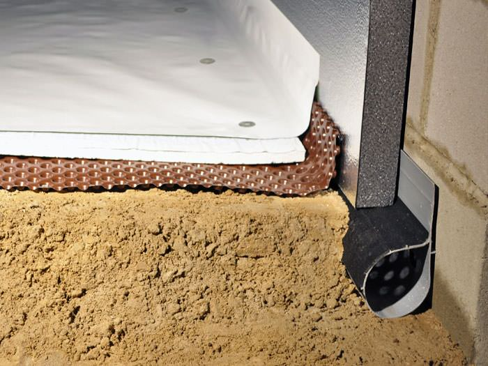 Crawl Space Insulation : Crawl space insulation with silverglo in saskatchewan and