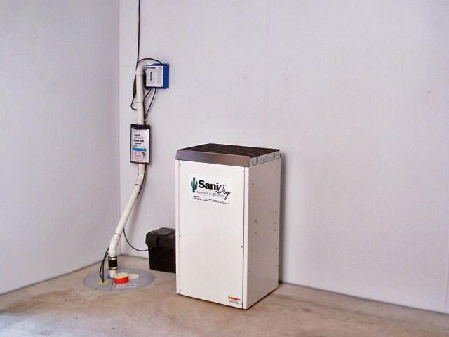 wet basement waterproofing in saskatchewan and manitoba