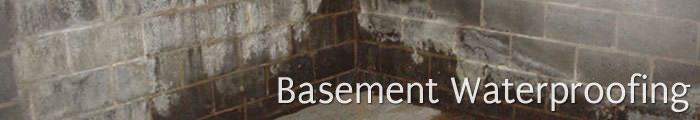 Basement Waterproofing in SK and MB, including Yorkton, Estevan & Regina.