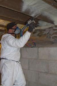 Spray Foam Insulation Fiberglass Insulation In Regina