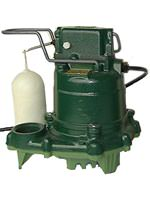 cast-iron zoeller sump pump systems available in Rivers, Saskatchewan and Manitoba