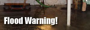 Flood Warning!