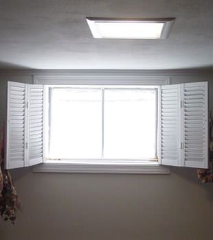 Basement Window installed in Carlyle, Saskatchewan and Manitoba